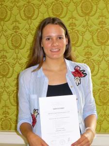 Carolin Hartmann (jetzt 10bR)